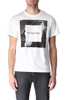 PAUL SMITH JEANS David Bowie 'The Next Day' t-shirt