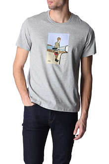 PAUL SMITH JEANS Limited Edition Pete McKee t-shirt