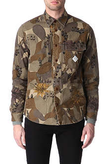 PAUL SMITH JEANS Camouflage jacket
