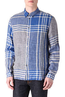 PAUL SMITH JEANS Multi-checked shirt