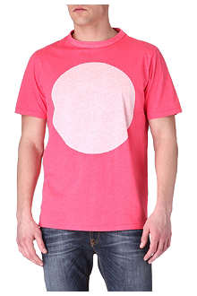 PAUL SMITH JEANS Faded circle t-shirt