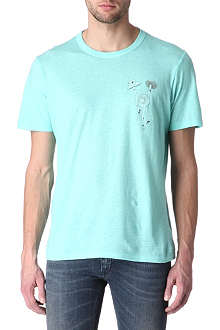 PAUL SMITH Mushroom motif t-shirt