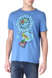 PAUL SMITH JEANS Cartoon t-shirt