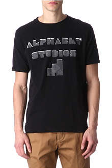 PAUL SMITH RED EAR Alphabet Studios t-shirt