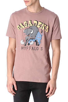 PAUL SMITH RED EAR Pasadena Buffalo t-shirt
