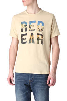 PAUL SMITH RED EAR Photo logo t-shirt