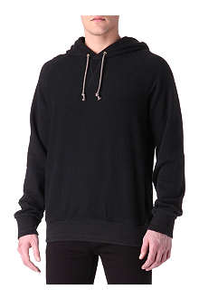 PAUL SMITH RED EAR Textured hoody