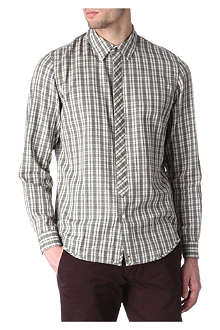 PAUL SMITH RED EAR Classic-fit checked shirt