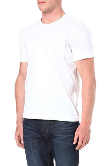 PAUL SMITH JEANS Buttoned-pocket t-shirt