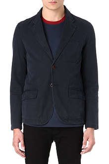 PAUL SMITH JEANS Lightweight cotton blazer