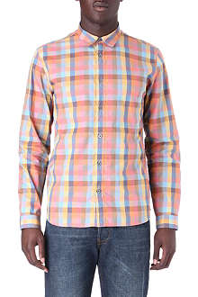 PAUL SMITH JEANS Multicoloured gingham shirt