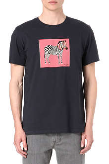 PAUL SMITH JEANS Zebra t-shirt