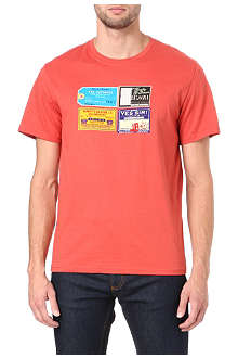 PAUL SMITH JEANS Tags t-shirt