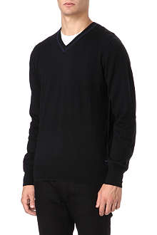 PAUL SMITH JEANS V-neck jumper