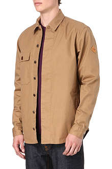 PAUL SMITH JEANS Twill shirt jacket