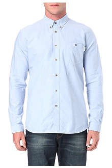 PAUL SMITH JEANS Polka-dot pocket Oxford shirt