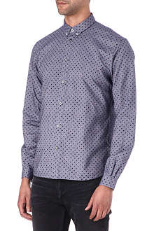 PAUL SMITH JEANS Spot Oxford shirt