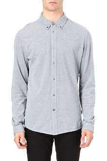 PAUL SMITH JEANS Pique marl shirt