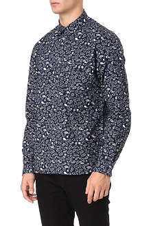 PAUL SMITH JEANS Paisley shirt
