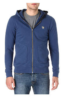 PAUL SMITH JEANS Zebra zip-up hoody