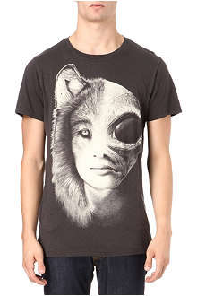 PAUL SMITH JEANS Lady Wolf t-shirt