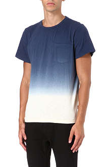 PAUL SMITH JEANS Dip-dye t-shirt