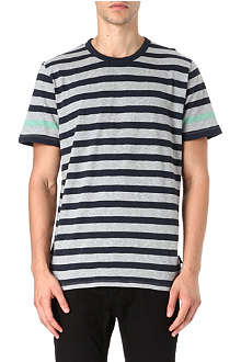 PAUL SMITH JEANS Bold stripe t-shirt