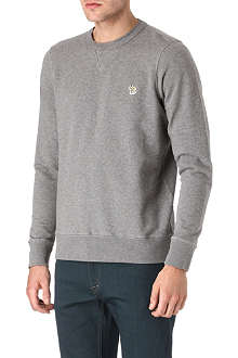 PAUL SMITH JEANS Zebra sweatshirt