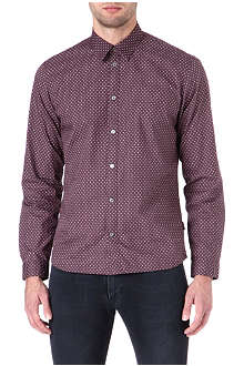 PAUL SMITH JEANS Polka dot Oxford shirt
