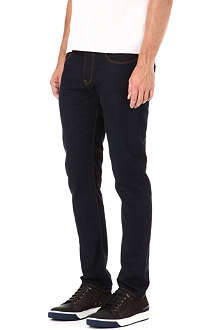 PAUL SMITH JEANS Slim-fit tapered jeans