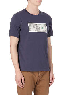 PAUL SMITH JEANS Dollar t-shirt