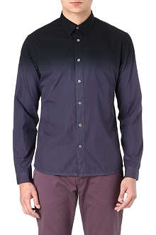 PAUL SMITH JEANS Tailored dip-dye shirt