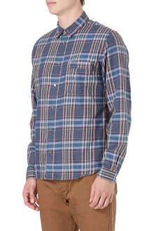 PAUL SMITH JEANS Checked shirt