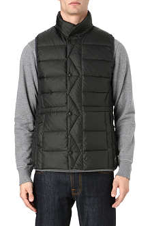 PAUL SMITH JEANS Down gilet