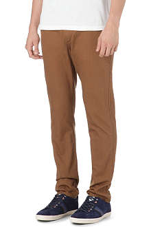 PAUL SMITH JEANS Heavy twill trousers