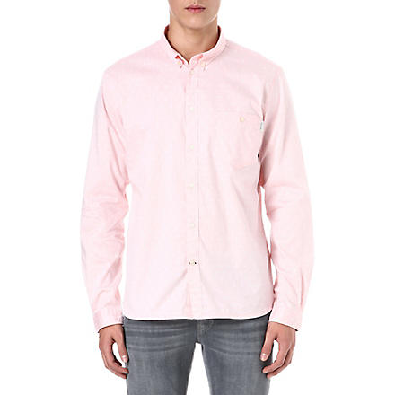 PAUL SMITH JEANS All-over spot shirt (Pink