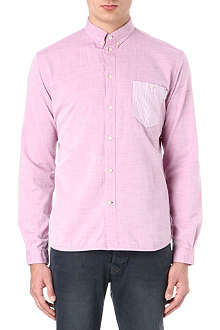 PAUL SMITH JEANS Striped pocket shirt