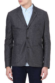 PAUL SMITH JEANS Single-breasted speckled jacket