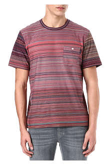 PAUL SMITH JEANS Slim stripe t-shirt