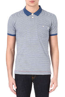 PAUL SMITH JEANS Striped polo shirt