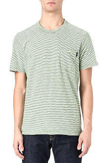 PAUL SMITH JEANS Candy striped t-shirt