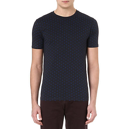 PAUL SMITH JEANS Polka dot t-shirt (Navy