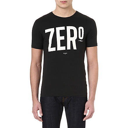 PAUL SMITH JEANS Zero t-shirt (Black