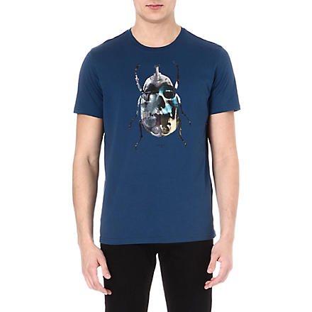 PAUL SMITH JEANS Beatle t-shirt (Blue