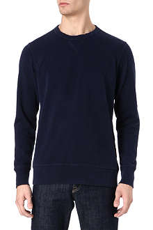 PAUL SMITH JEANS Classic broken-twill sweatshirt