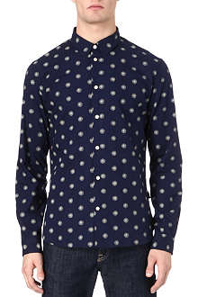 PAUL SMITH JEANS Dandelion print shirt