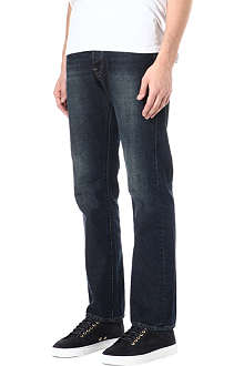 PAUL SMITH JEANS Regular-fit straight jeans