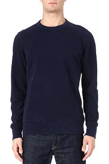PAUL SMITH JEANS Polka dot merino wool jumper