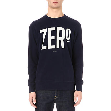 PAUL SMITH JEANS Zero sweatshirt (Navy