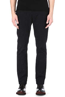 PAUL SMITH JEANS Speckled trousers